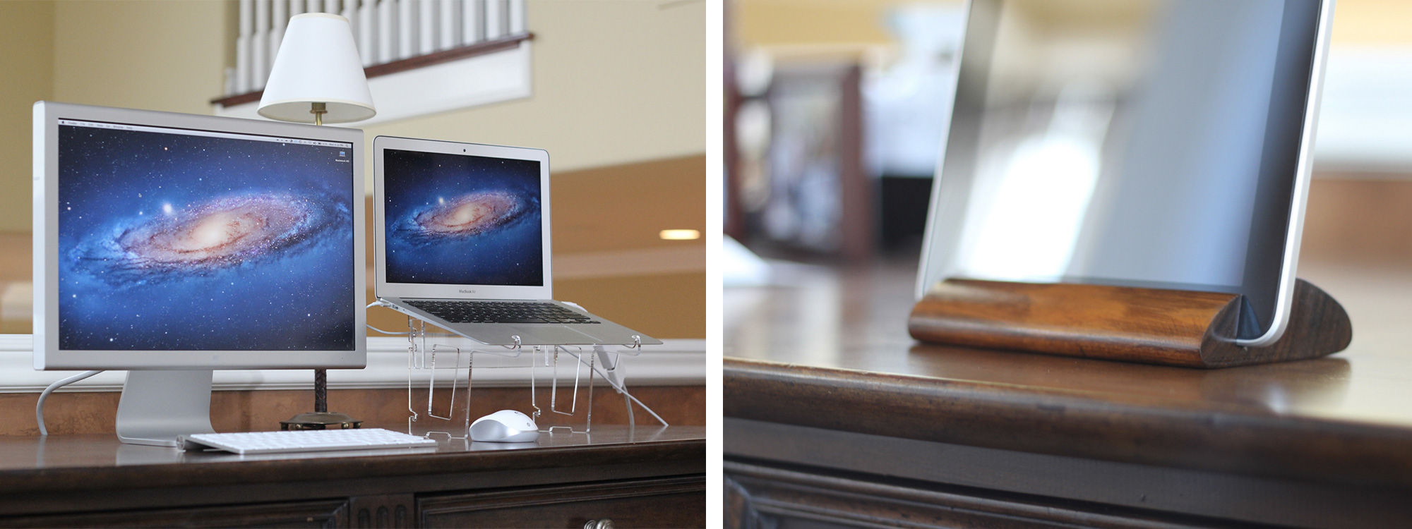 Laptop Portable Stand - iPad Stand